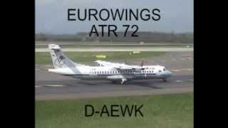 Eurowings ATR ATR-72-212 D-AEWK (cn 446)