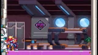 Mega Man ZX Advent (Grey) - Oil Field