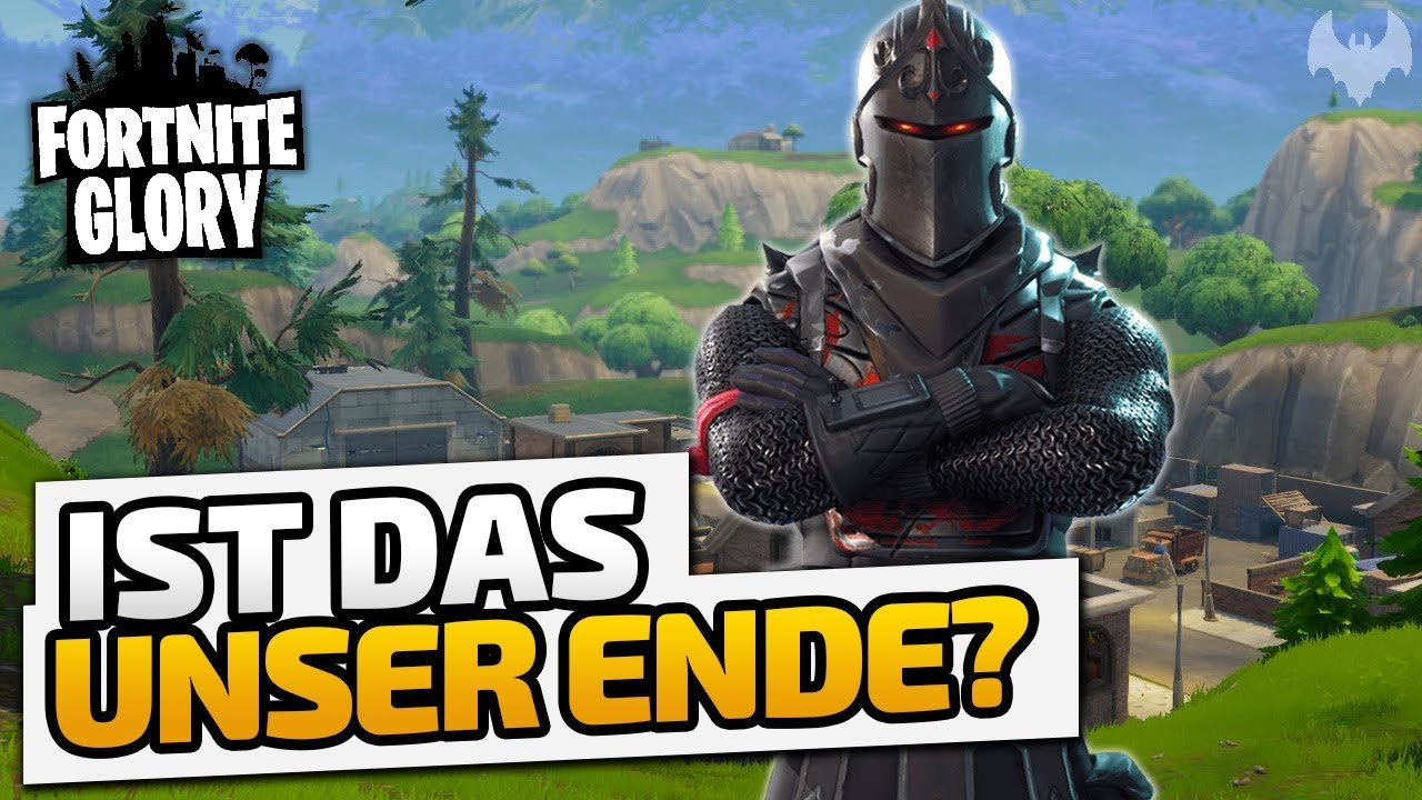 Fortnite Ende