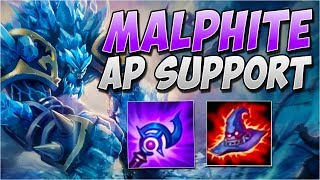Zjadaj ich na kombo, czyli AP MALPHITE /PROJECT SUPPORT!