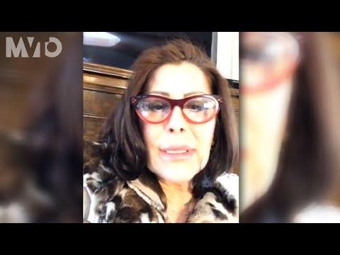 ¿Qué le pasó al rostro de Alejandra Guzmán?   The MVTO