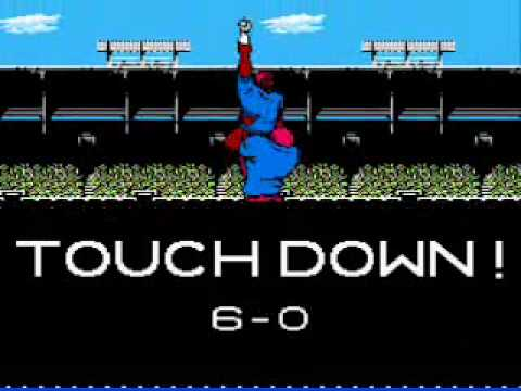 TOUCHDOWN THURMAN THOMAS