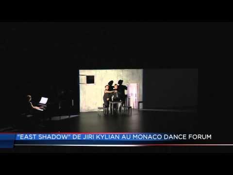 « East Shadow » de Jirí Kylián au Monaco Dance Forum