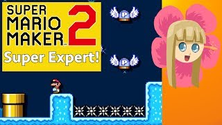 Super Mario Maker 2 Endless Super Expert - Can I Beat One Level?