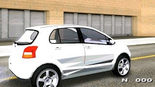Toyota Yaris - GTA MOD