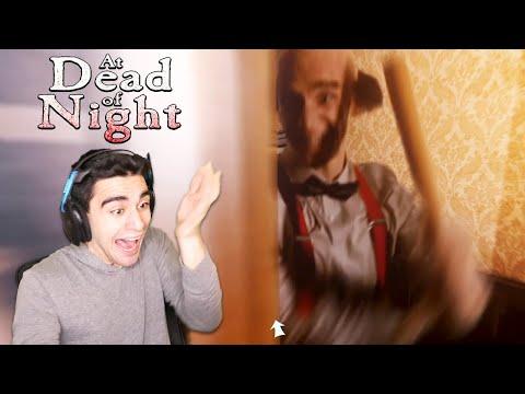 JIMMY BROKE DOWN THE DOOR TO GET ME!!! - At Dead of Night #2