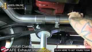 Episode 6 | 2013 Jeep Wrangler Jk - Afe Exhaust Installation