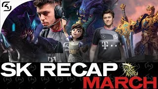 March '19 at SK Gaming | #SKRECAP