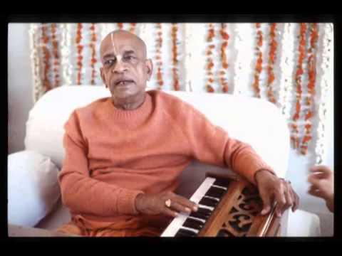 The Purport to Prayers of King Kulasekhara - Prabhupada 0396
