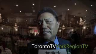 20160205, Canada Shanghai Business Association, President, Mazhouliang,CNY Celebration party