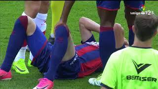 Resumen de SD Huesca vs Rayo Vallecano (2-1)
