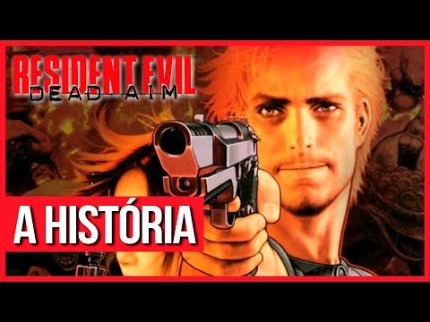A Historia de Resident Evil Survivor e Dead Aim - Enredo com Spoilers