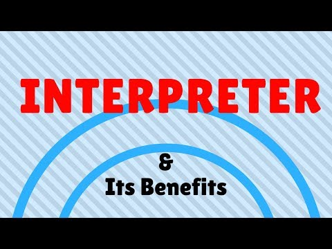 Interpreter and Its Benefits in System Programming