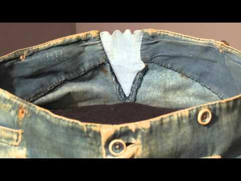 Denim: Fashion's Frontier | Circa 1840 pants