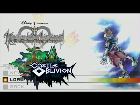 Kingdom Hearts Re: Chain of Memories - Castle Oblivion (KH1.5 HD Remix)
