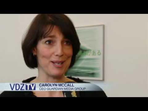 Carolyn McCall on Guardian