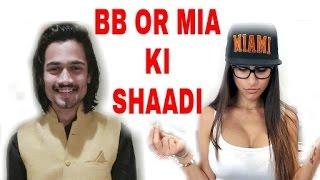 BB ki Vines : BB Or Mia Khalifa Ki Shaadi ✔✔