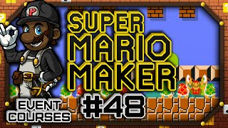 Event Courses: Mario & Luigi: Paper Jam | Super Mario Maker #48 (Let's Play Gameplay)