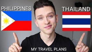 Travel Philippines vs. Thailand ? / My BEST TRAVEL DESTINATION