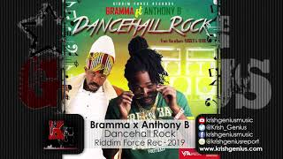 Bramma Ft. Anthony B - Dancehall Rock (Official Audio 2019)