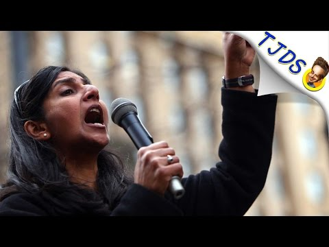 Hillary Supporter Stunned By Woman Of Color, Kshama Sawant Speaks Truth