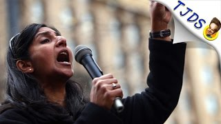 Hillary Supporter Stunned By Woman Of Color Kshama Sawant Speaks Truth