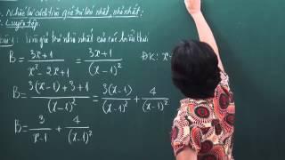 Video Toán lớp 8 - Ôn tập học kỳ I (T1) - Cô Phạm Thị Hồng [Hocmai.vn] download MP3, 3GP, MP4, WEBM, AVI, FLV Juli 2018