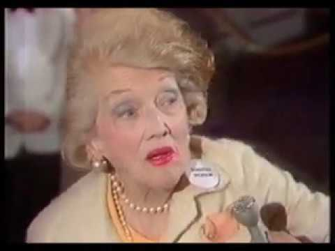 Musical Comedy star Dorothy Dickson in a rare 1984 TV interview