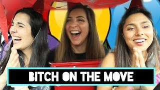 The Worst Parts About Periods | Bitch On The Move Ep. 2