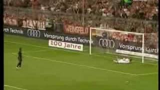 Manchester United Vs Bayern Munich - Audi Cup 2009 - Penalty Shoot Out (1/2)