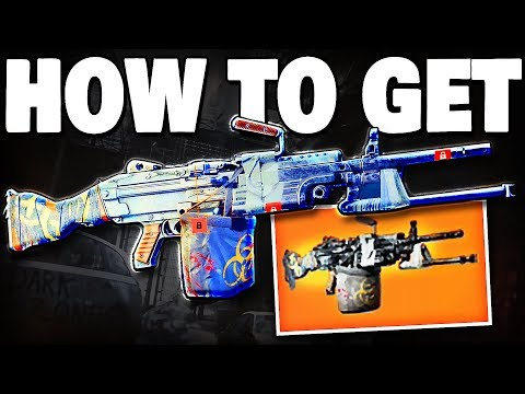 "The Division 2 - HOW TO GET EXOTIC LMG ""PESTILENCE"" FULL GUIDE !!"