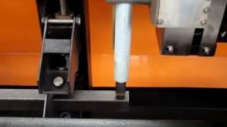 SB Cutter Pipe - máquina de 4 eixos para corte e furação de tubos