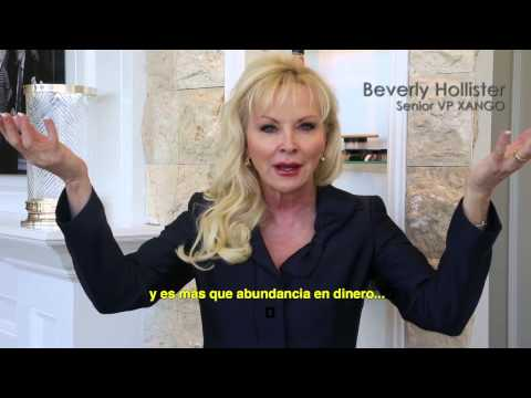 Beverly Hollister - MENSAJE A WOMAN IN BLISS COLOMBIA