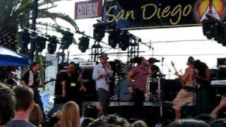 "Vokab Kompany - San Diego Indie Music Fest 2010 - ""Peace of My Life"""