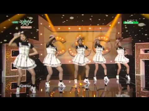 [Debut Stage][Comeback Stage] 150320 CLC - Pepe @ Music Bank