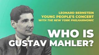 "Baixar Young People's Concert: ""Who is Gustav Mahler?"" / Bernstein · New York Philharmonic"