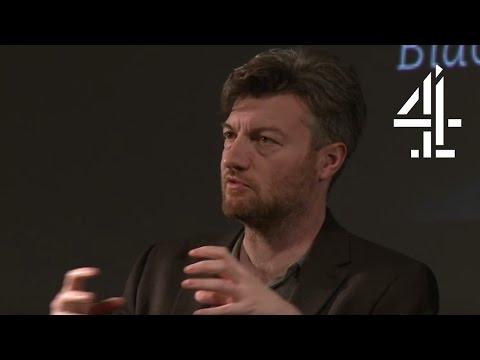 BFI Q&A - Be Right Back | Black Mirror