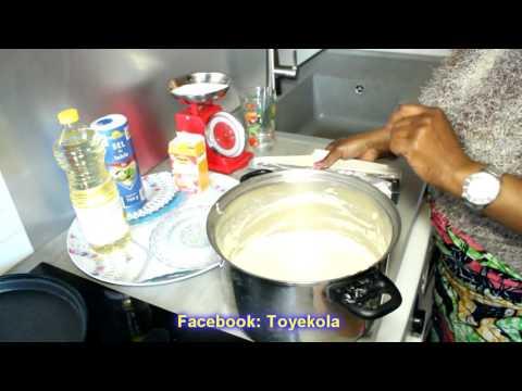 Toyekola #12 apprendre à faire les mikatés ( beignet Congolais)