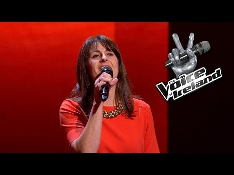 Sara Moore - Can't Remember To Forget You - The Voice of Ireland - Blind Audition - Series 5 Ep4