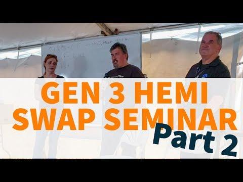 HEMI SWAP PART 2