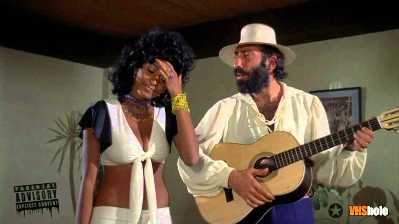 Pam Grier - Bust Out