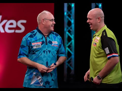 """Ian White on """"brilliant"""" first TV win over Van Gerwen and on-stage incident: """"It wasn't the crowd"""""""