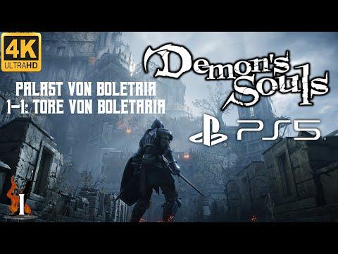 Demon's Souls Remake: