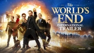 The World's End - International Trailer