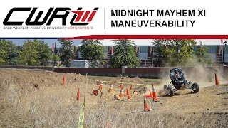 Midnight Mayhem XI: Maneuverability