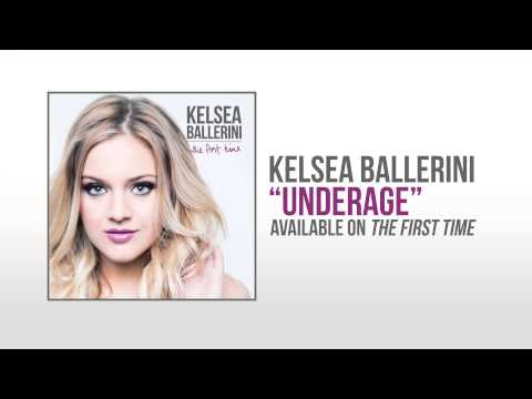 "Watch ""Kelsea Ballerini ""Underage"" Official Audio"" on YouTube"
