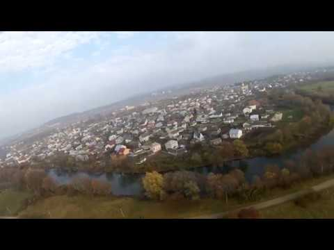 Another FPV flight Lvov Lviv Ukraine