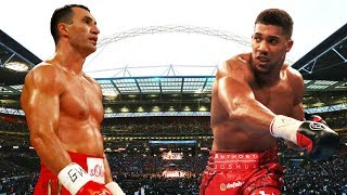 Anthony Joshua, Best Moments of Knockouts