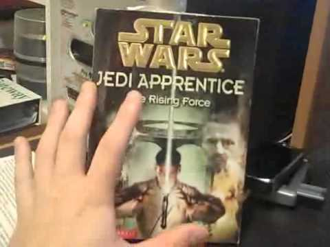 SW Jedi Apprentice #1: The Rising Force (Book Review)
