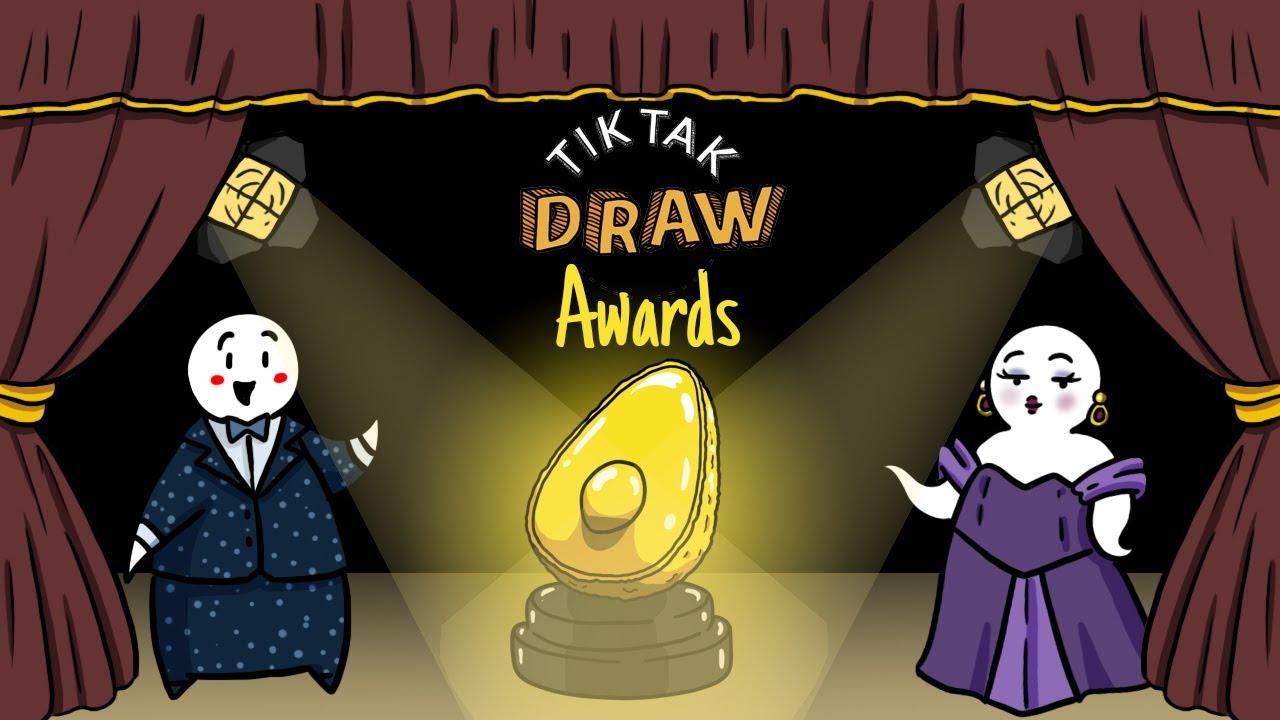 TIKTAK AWARDS | Draw My Life